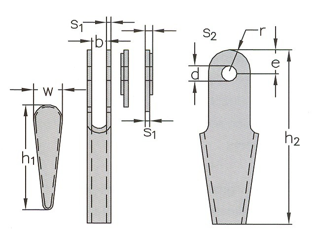 Wedge Socket