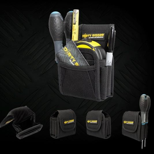 Dirty Rigger Compact Tool Pouch