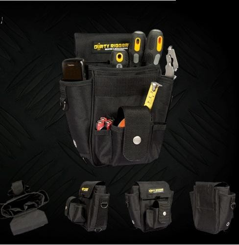 Dirty Rigger Technicians Tool Pouch