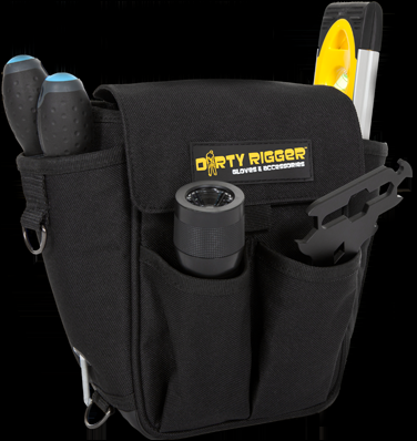 Dirty Rigger Technicians V2.0 Tool Pouch